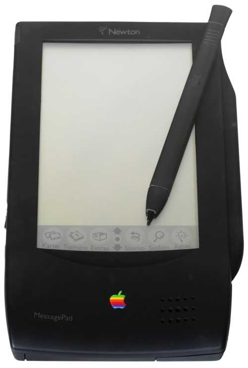 Photo d'Apple Newton - Autre échec en marketing de l'innovation de rupture