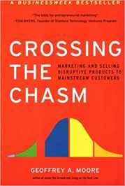 Couverture du livre Crossing the Chasm