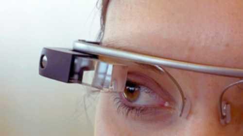 Détail des Google Glass